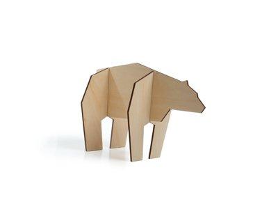 Atelier Pierre  noRdic Ijsbeer puzzel - S