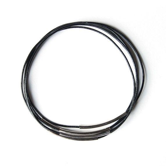 Afgestoft bracelet juul - black