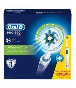 Oral-B Oral-B PRO 690 Cross Action DUO