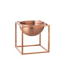 By Lassen kleine schaal Kubus Bowl koper