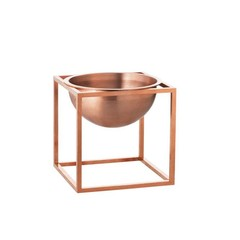 By Lassen small Kubus bowl copper