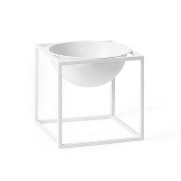 By Lassen Small Kubus Bowl white