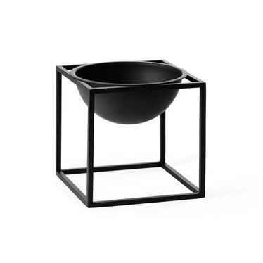 By Lassen Kubus Bowl small zwart