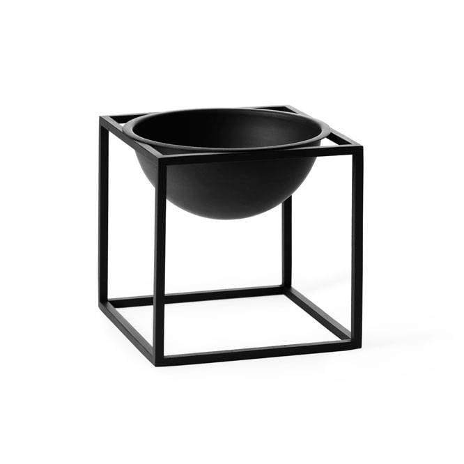by lassen kleine kubus bowlzwart kopen nordic blends. Black Bedroom Furniture Sets. Home Design Ideas