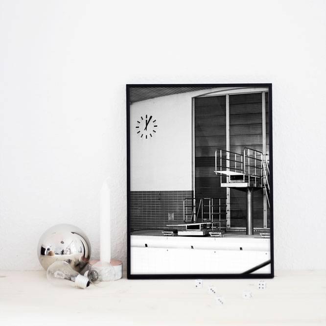 poster berlin swim nordic blends. Black Bedroom Furniture Sets. Home Design Ideas