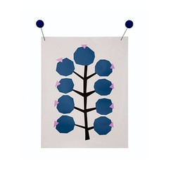 Darling Clementine poster Ikonik Berries