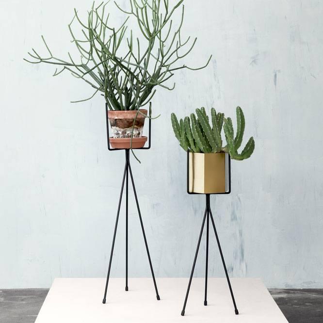 plantenstandaard klein nordic blends. Black Bedroom Furniture Sets. Home Design Ideas