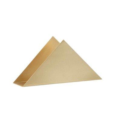 Ferm Living Brass Triangle Stand