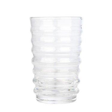 Louise Roe Geribbeld glas
