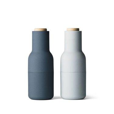 Menu Bottle Grinder - Blues - 2-pack
