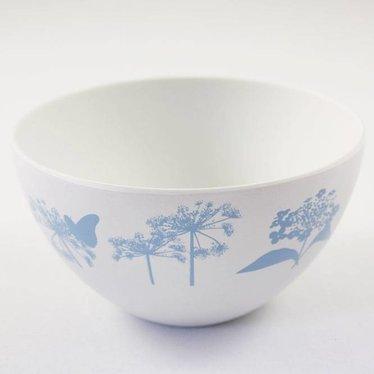 Hanablomst Kom Spring Garden blauw