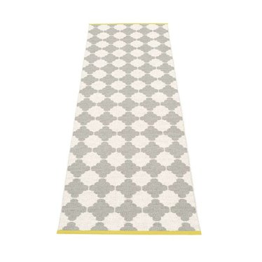 Pappelina Narrow plastic rug Marre