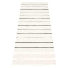Pappelina narrow plastic rug Linn