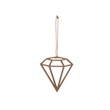 Ferm Living Wooden Diamond 3