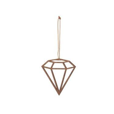 Ferm Living Wooden Diamond 3