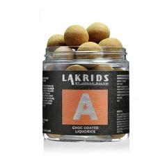 Lakrids by Johan Bülow A - Choc Coated Liquorice - 150 g