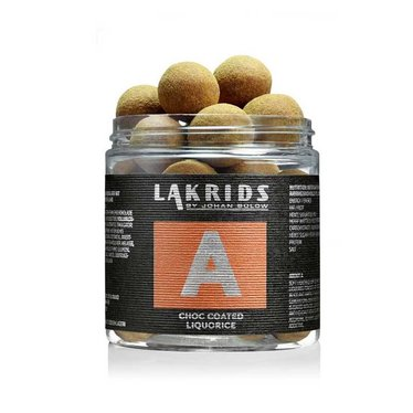 Lakrids by Johan Bülow A - Choc Coated Liquorice A - 150 g