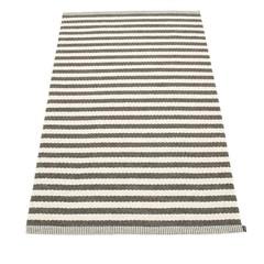 Pappelina narrow plastic rug Duo