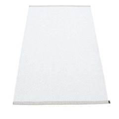 Pappelina Narrow plastic rug Mono