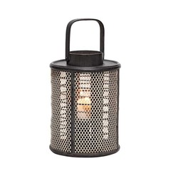 Hubsch lantern with gauze