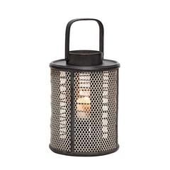 Hubsch lantern with gauze