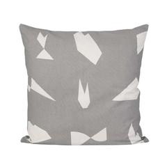 Ferm Living cushion Cut grey