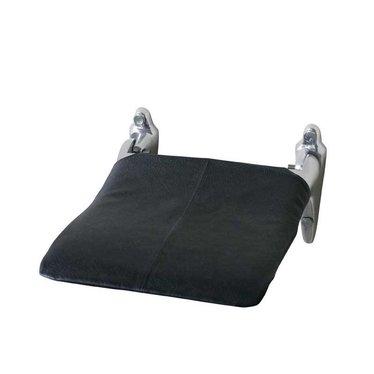 Edblad Hoes voor aluminium wandstoel - zwart kunstleer