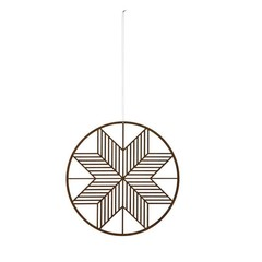 Ferm Living Wooden Crystal groot