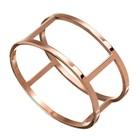 Edblad armband Helena rosegold