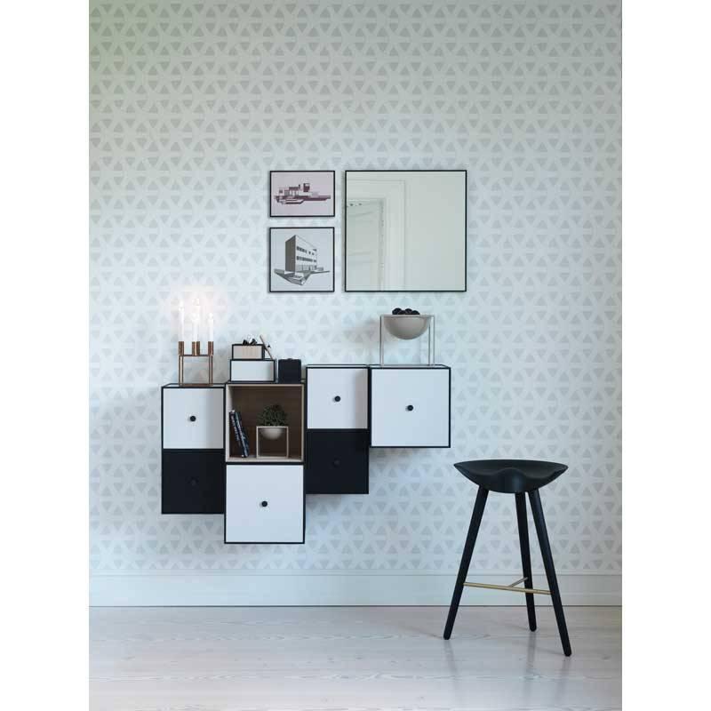 By lassen view spiegel 56x56 zwart kopen nordic blends - Spiegel zuschneiden lassen ...