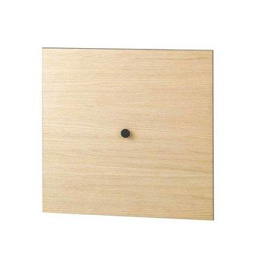 By Lassen Frame 49 deur - oak