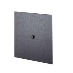 By Lassen Frame 42 deur - black stained ash