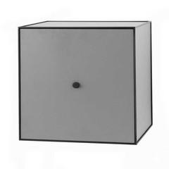 By Lassen Frame 49 kast met deur - dark grey
