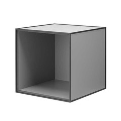 By Lassen Frame 35 kast - dark grey