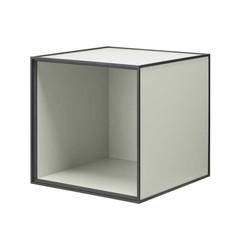 By Lassen Frame 35 cabinet - pale green