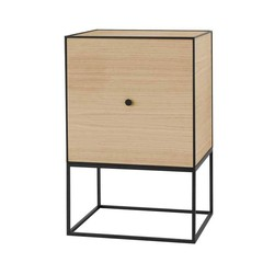 By Lassen Frame 49 Sideboard with door - oak