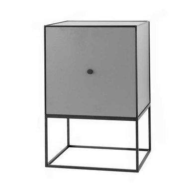 By Lassen Frame 49 Sideboard met deur - dark grey