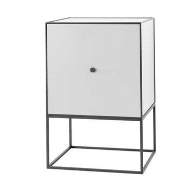 By Lassen Frame 49 Sideboard met deur - light grey