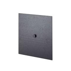 By Lassen Frame 35 deur - black stained ash