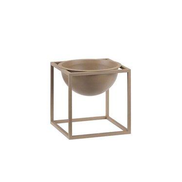 By Lassen Kubus Bowl small - beige