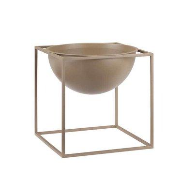 By Lassen Kubus Bowl large - beige