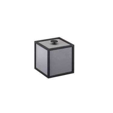By Lassen Frame 10 opbergbox - dark grey