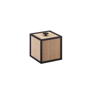 By Lassen Frame 10 opbergbox - oak