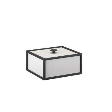 By Lassen Frame 14 opbergbox - light grey