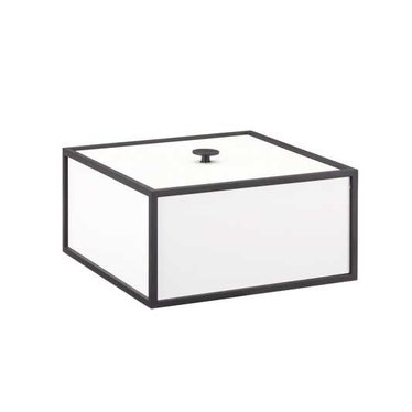By Lassen Frame 20 opbergbox - wit