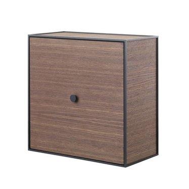 By Lassen Frame 42 kast met deur - smoked oak