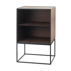 By Lassen Frame 49 Sideboard - smoked oak