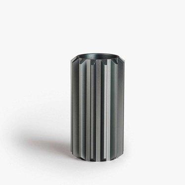 New Works Gear kandelaar Cold Grey - tall