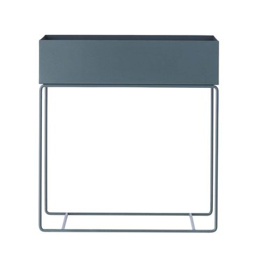 Ferm Living Plant box dark grey
