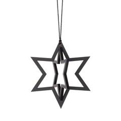 Felius hanger Stars 2-pack zwart